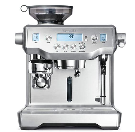 Breville Oracle BES980XL Espresso Machine Review