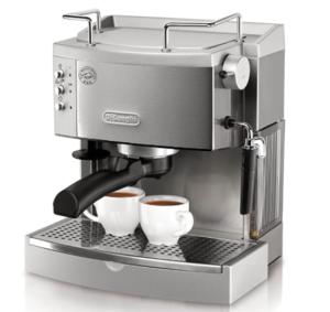 Delonghi EC702 Review - Manual Espresso Machine